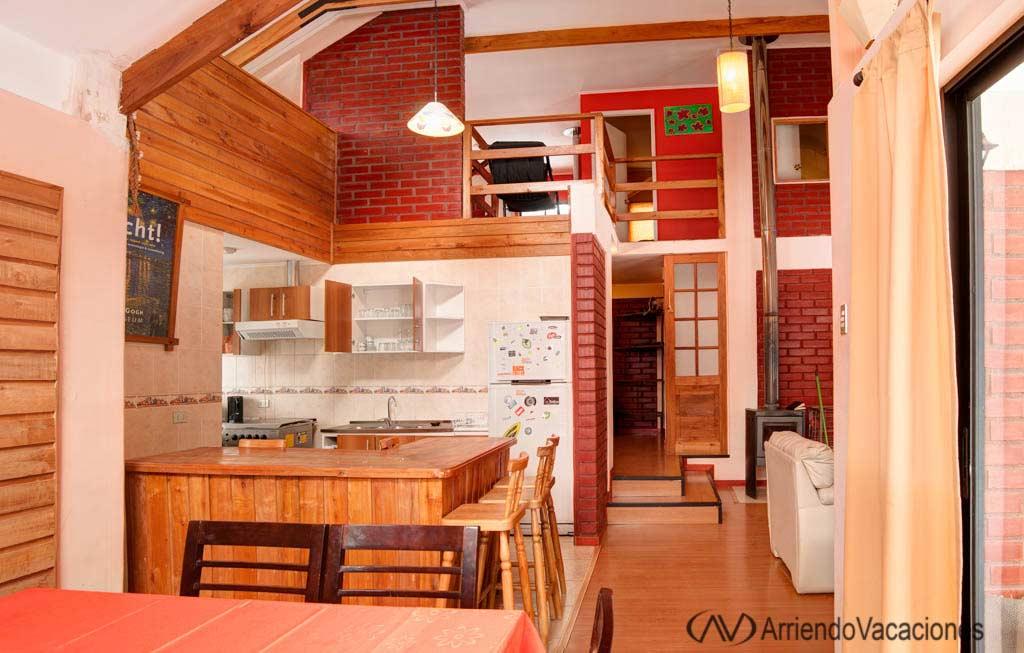 Casa en CasaenTermas Chillan