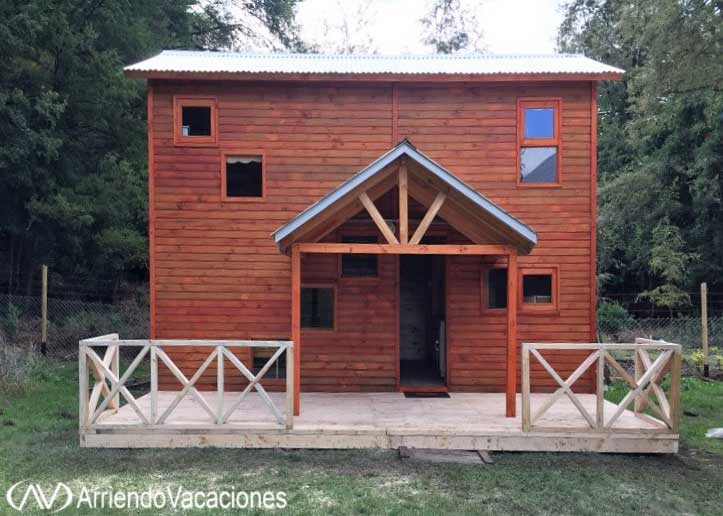 arriendovacaciones.cl - arriendo alquiler de Cabaña en Termas Chillan