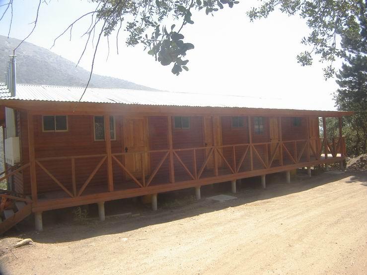 Casa en Grupo de cabañasenCajon del Maipo
