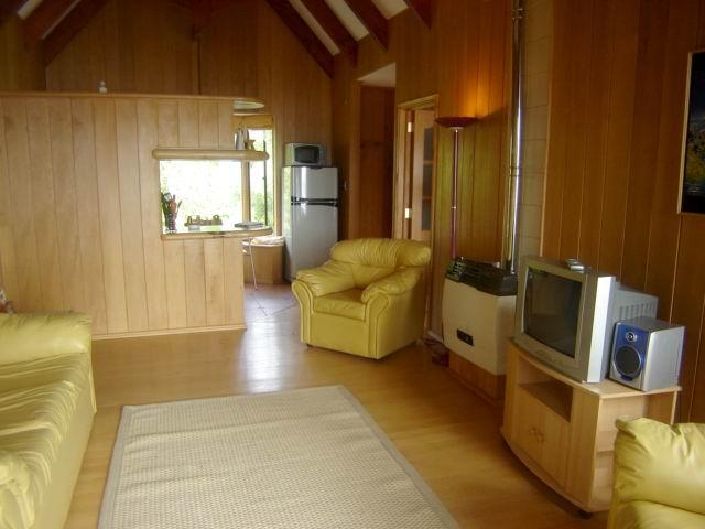 Casa en LIVING Y COMEDORGrupo de cabañasenPuerto Varas