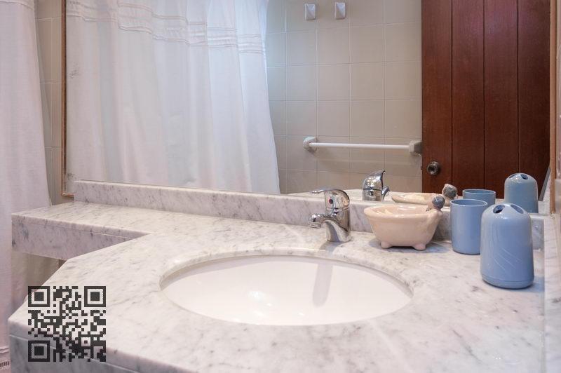 Casa en Baño en SuiteDepartamentoenLa Parva