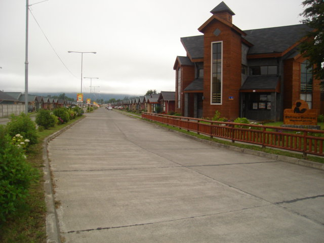 Casa en BIBLIOTECA MUNICIPAL - TERMINAL DE TUR BUSCasaenPucon
