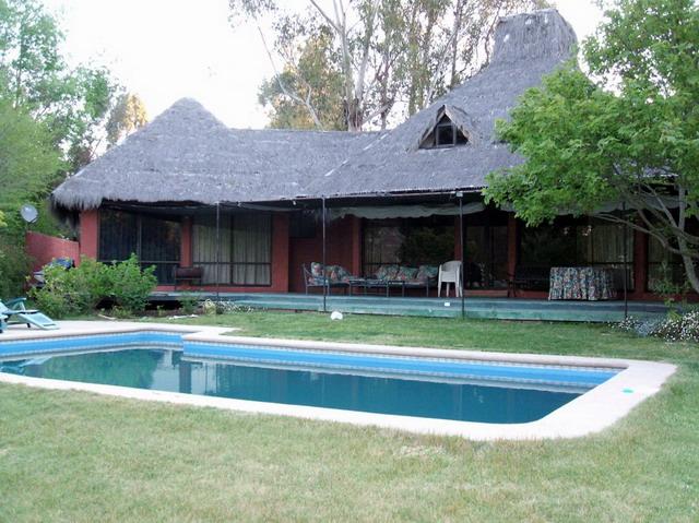 arriendovacaciones.cl - arriendo alquiler de Casa en Lago  Rapel