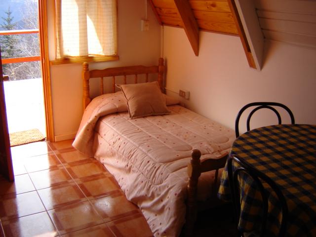Casa en CAMA DE 1 PLAZACabañaenFarellones