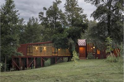 arriendovacaciones.cl - arriendo alquiler de Casa en Lago Colico