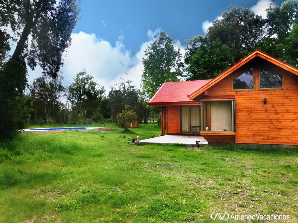 arriendovacaciones.cl - arriendo alquiler de Casa en Villarrica