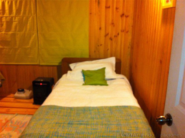 Casa en Cama individual segundo dormitorioCasaenFarellones
