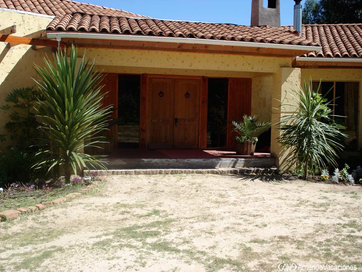 arriendovacaciones.cl - arriendo alquiler de Casa en Zapallar