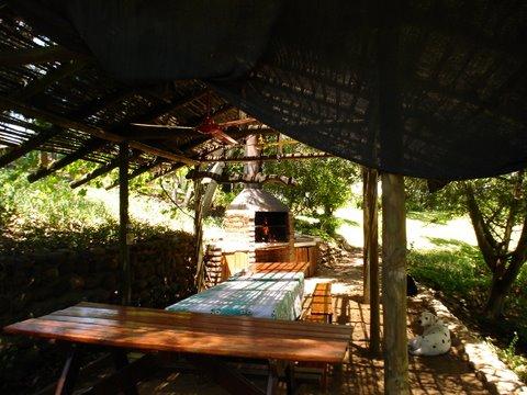 Casa en Quincho para asadosCasa de campoenLago  Rapel