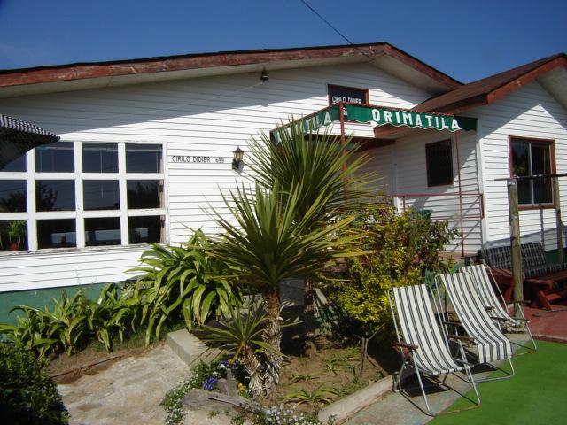 Casa en FACHADA DE LA CASACabañaenAlgarrobo