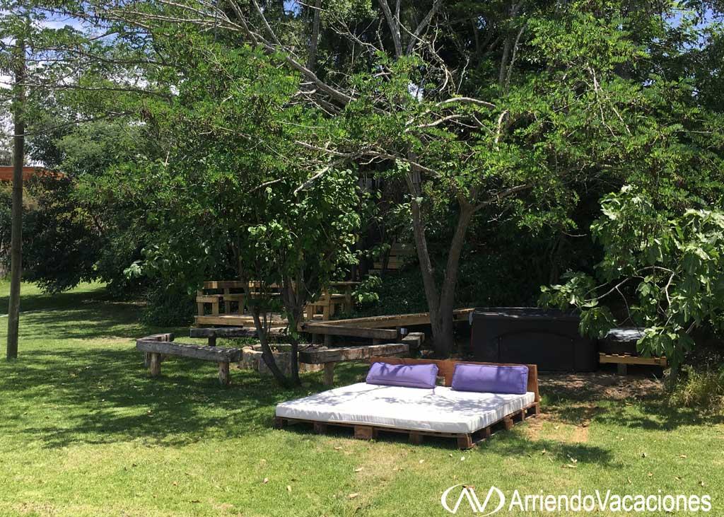 Casa en Lugar de reposo en jardines.CasaenLago  Rapel