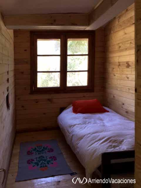 Casa en Dormitorio 4CasaenLago  Rapel