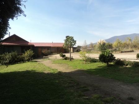 arriendovacaciones.cl - arriendo alquiler de Casa de campo en Lago  Rapel