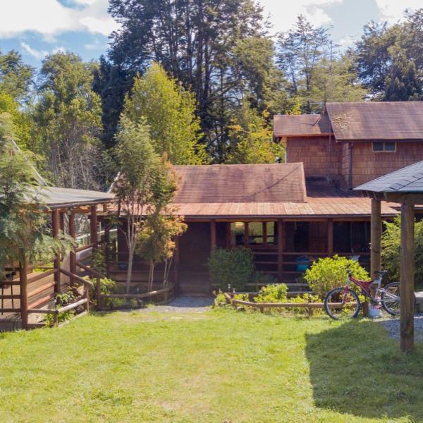 Casa en CabañaenPuerto Varas