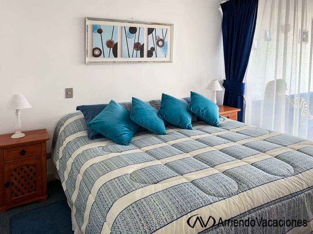 Casa en Dormitorio Principal con salida a TerrazaDepartamentoenAlgarrobo