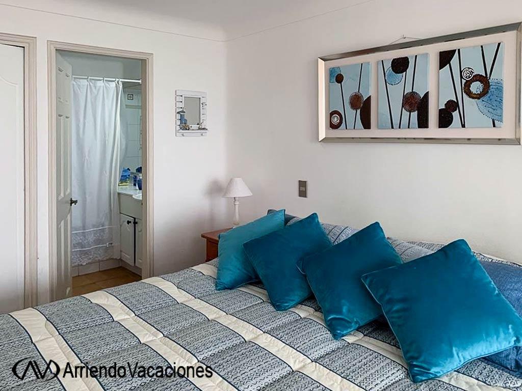 Casa en Dormitorio principal en SuiteDepartamentoenAlgarrobo