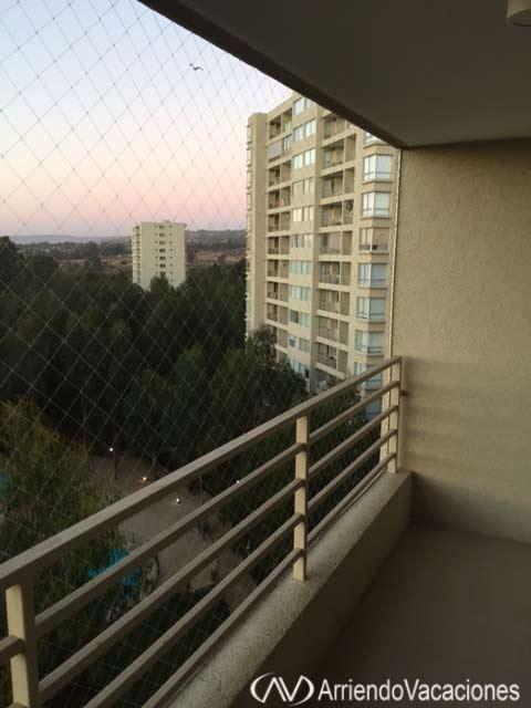 Casa en terraza con malla protectoraDepartamentoenAlgarrobo