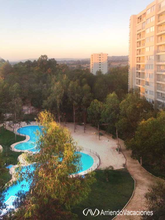 Casa en piscinaDepartamentoenAlgarrobo