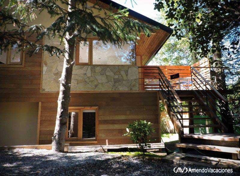 arriendovacaciones.cl - arriendo alquiler de Cabaña en Villa la Angostura