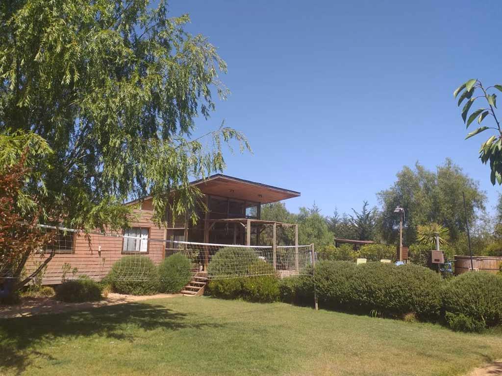 arriendovacaciones.cl - arriendo alquiler de Casa de campo en Zapallar