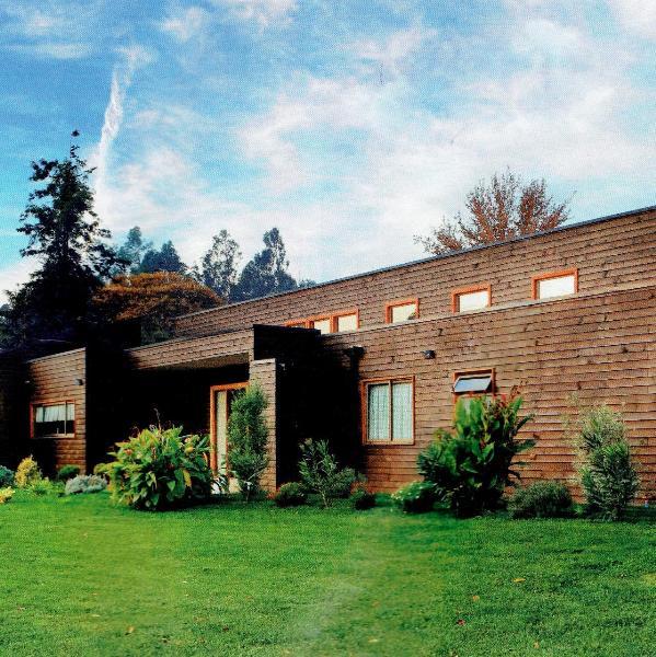 arriendovacaciones.cl - arriendo alquiler de Casa en Lago Colbun