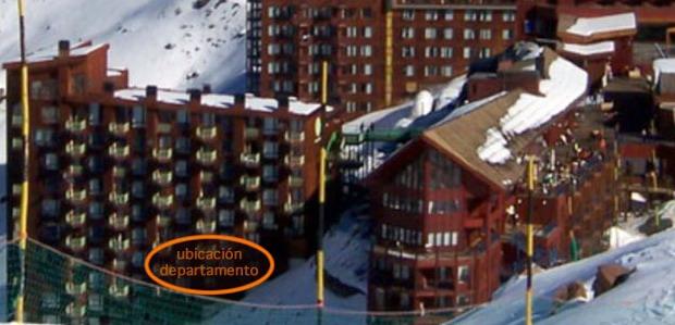 arriendovacaciones.cl - arriendo alquiler de Departamento en Valle Nevado