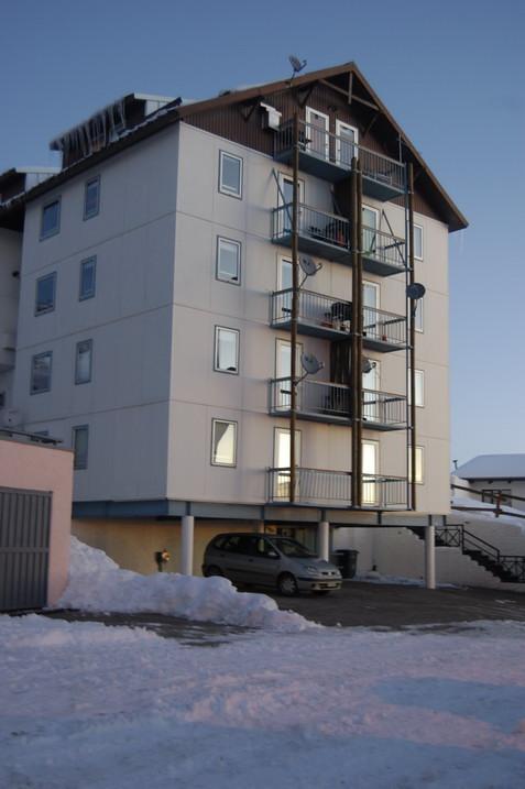 Casa en Fachada edificioDepartamentoenEl Colorado